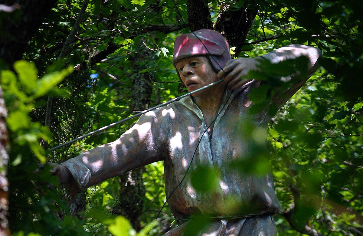 Le chasseur médiéval
